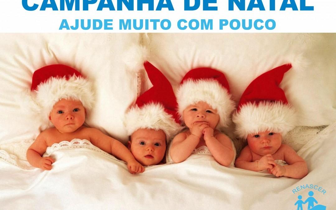 Campanha Natal Solidário 2018