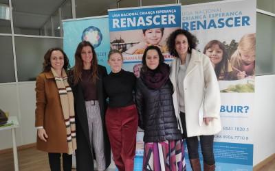 Liga Renascer e Dress for Success realizam parceria