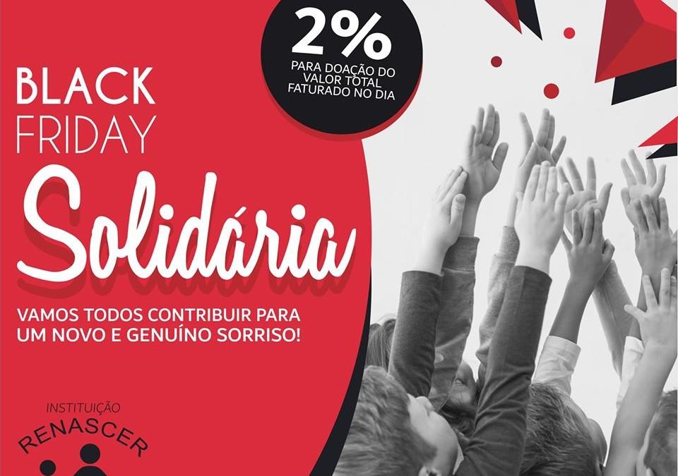 """Qucaan realiza doação da Campanha """"Black Friday Solidário"""""""
