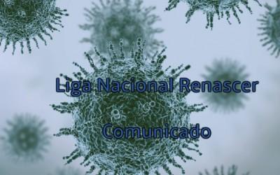 Liga Renascer – Comunicado